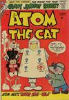 Cover for Atom the Cat (Charlton, 1957 series) #16