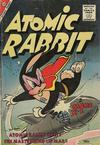 Cover for Atomic Rabbit (Charlton, 1955 series) #9