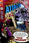 Cover for Attack (Charlton, 1971 series) #8