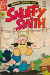 Cover for Barney Google and Snuffy Smith (Charlton, 1970 series) #4
