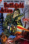 Cover for Battlefield Action (Charlton, 1957 series) #22