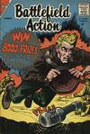 Cover for Battlefield Action (Charlton, 1957 series) #23