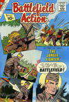 Cover for Battlefield Action (Charlton, 1957 series) #39