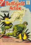 Cover for Battlefield Action (Charlton, 1957 series) #51