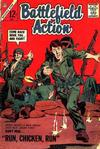 Cover for Battlefield Action (Charlton, 1957 series) #53