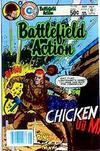 Cover for Battlefield Action (Charlton, 1957 series) #70