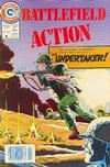 Cover for Battlefield Action (Charlton, 1957 series) #89