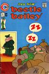 Cover for Beetle Bailey (Charlton, 1969 series) #106