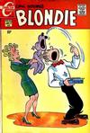 Cover for Blondie (Charlton, 1969 series) #186