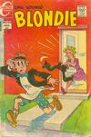 Cover for Blondie (Charlton, 1969 series) #190