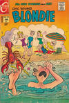 Cover for Blondie (Charlton, 1969 series) #195
