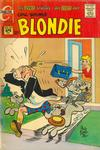 Cover for Blondie (Charlton, 1969 series) #197