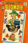 Cover for Blondie (Charlton, 1969 series) #198