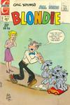 Cover for Blondie (Charlton, 1969 series) #205