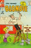 Cover for Blondie (Charlton, 1969 series) #206