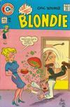 Cover for Blondie (Charlton, 1969 series) #207