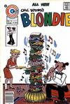 Cover for Blondie (Charlton, 1969 series) #218