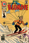 Cover for Blondie (Charlton, 1969 series) #219