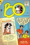 Cover for Bo (Charlton, 1955 series) #2