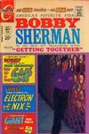 Cover for Bobby Sherman (Charlton, 1972 series) #3