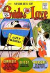 Cover for Brides in Love (Charlton, 1956 series) #28
