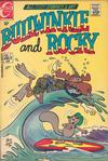 Cover for Bullwinkle and Rocky (Charlton, 1970 series) #7