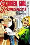 Cover for Career Girl Romances (Charlton, 1964 series) #42
