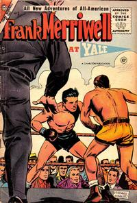 Cover Thumbnail for Frank Merriwell at Yale (Charlton, 1955 series) #3