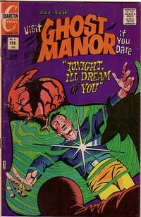 Cover Thumbnail for Ghost Manor (Charlton, 1971 series) #9