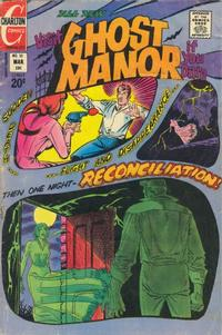 Cover Thumbnail for Ghost Manor (Charlton, 1971 series) #10