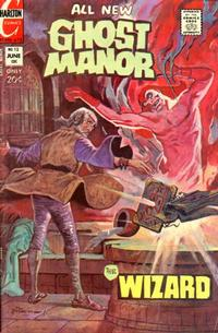 Cover Thumbnail for Ghost Manor (Charlton, 1971 series) #12