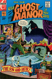 Cover Thumbnail for Ghost Manor (Charlton, 1971 series) #13