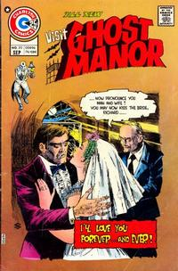 Cover Thumbnail for Ghost Manor (Charlton, 1971 series) #20