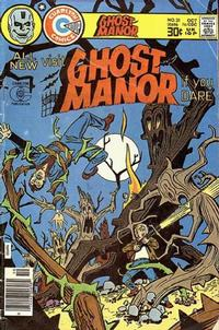 Cover Thumbnail for Ghost Manor (Charlton, 1971 series) #31