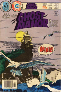 Cover Thumbnail for Ghost Manor (Charlton, 1971 series) #33