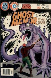 Cover Thumbnail for Ghost Manor (Charlton, 1971 series) #37