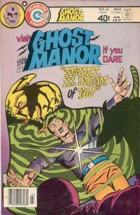 Cover Thumbnail for Ghost Manor (Charlton, 1971 series) #42