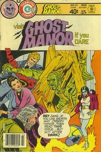 Cover Thumbnail for Ghost Manor (Charlton, 1971 series) #49
