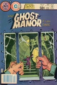 Cover Thumbnail for Ghost Manor (Charlton, 1971 series) #52