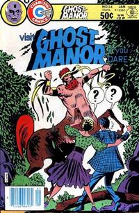 Cover Thumbnail for Ghost Manor (Charlton, 1971 series) #54