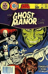 Cover Thumbnail for Ghost Manor (Charlton, 1971 series) #57