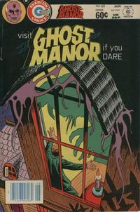 Cover Thumbnail for Ghost Manor (Charlton, 1971 series) #63