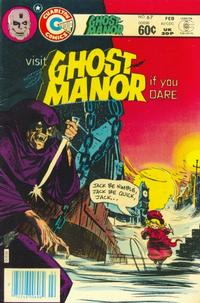 Cover Thumbnail for Ghost Manor (Charlton, 1971 series) #67