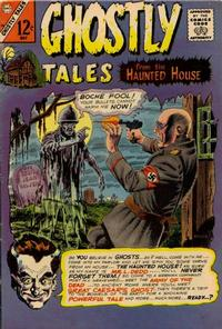 Cover Thumbnail for Ghostly Tales (Charlton, 1966 series) #55