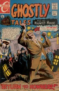 Cover Thumbnail for Ghostly Tales (Charlton, 1966 series) #64