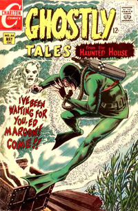 Cover Thumbnail for Ghostly Tales (Charlton, 1966 series) #66