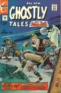 Cover Thumbnail for Ghostly Tales (Charlton, 1966 series) #101