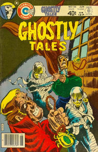 Cover Thumbnail for Ghostly Tales (Charlton, 1966 series) #136