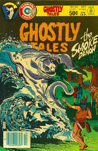 Cover Thumbnail for Ghostly Tales (Charlton, 1966 series) #145