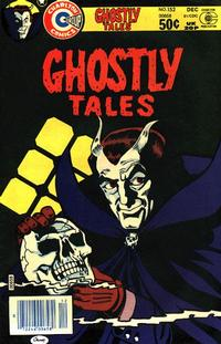 Cover Thumbnail for Ghostly Tales (Charlton, 1966 series) #152